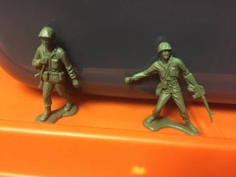 The rare tim mee army men by ghostraptor1917