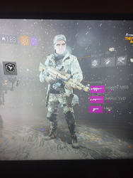 Me in the Division (Max level) by ghostraptor1917