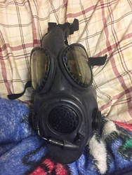 M17 Gas Mask by ghostraptor1917