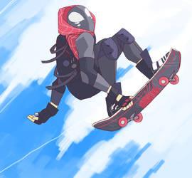 Spiderman by FreakishlY-BluE