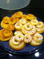 Donuts by xXxBheithirxXx