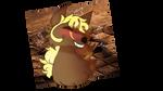 Happy Birthday Choco-Floof =Gift= by M0rtyfini