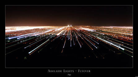 Adelaide Lights - Flyover by aip