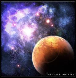 2004 SPACE ODYSSEY by synti