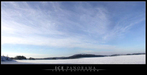 Ice panorama by synti