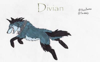 Kuuda's Divian by CPT-Elizaye
