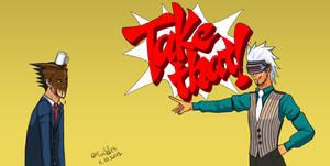 Take That! by CPT-Elizaye