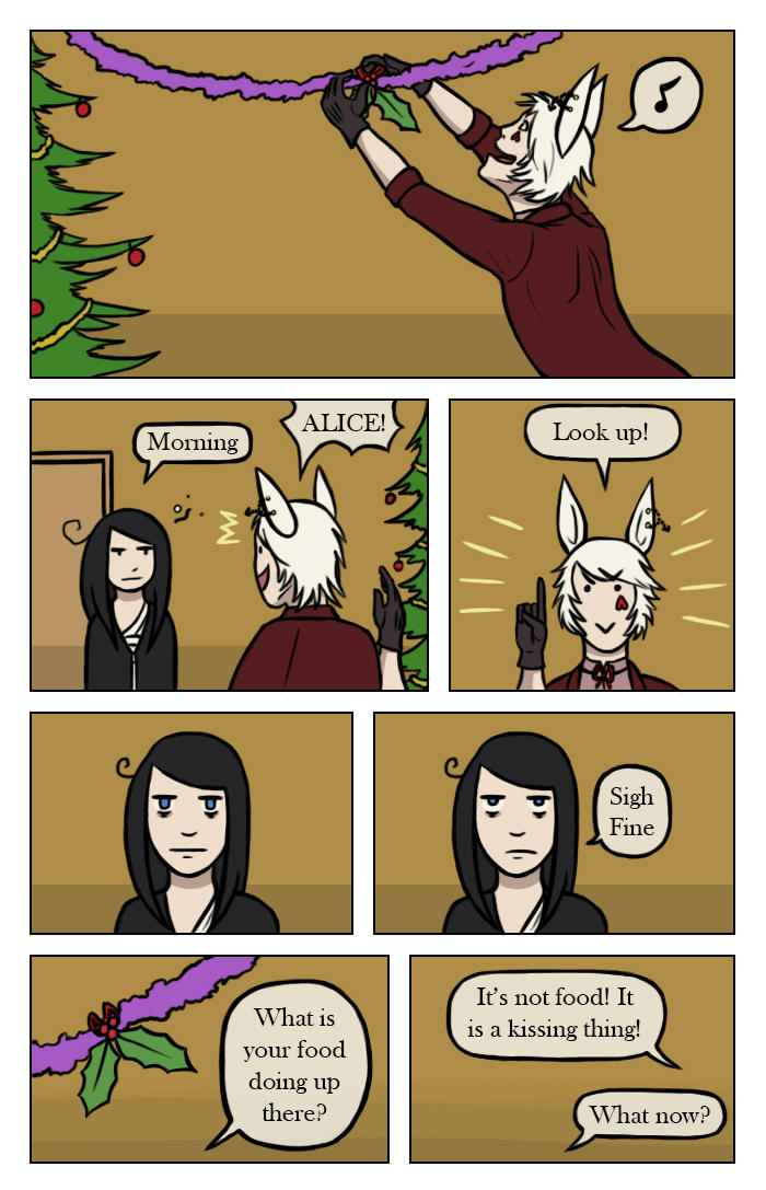 Christmas Special - Page 1 by CPT-Elizaye