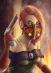Fire Smoke Bang Bang by CPT-Elizaye