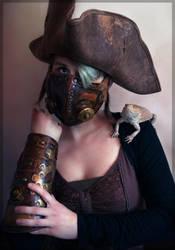 Steampunk Pirate by CPT-Elizaye