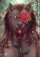 YCH - Rose in my Eye by CPT-Elizaye