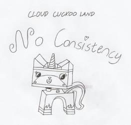 Unikitty ~ No Consistency by StephOfTheEast