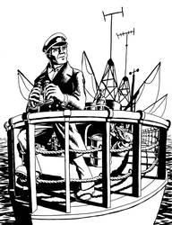 Ship's Captain by CrazyChucky