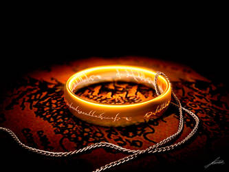 The One Ring by LucasMT