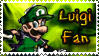Luigi Stamp by Irish-Invader