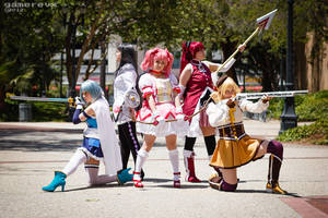 Kill Witches, Get Bitches - Madoka Magica by SparklePipsi