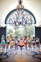 Eternal Senshi - Royal Court by SparklePipsi