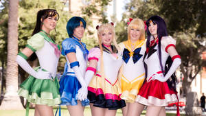 Eternal Senshi - Friendship! by SparklePipsi