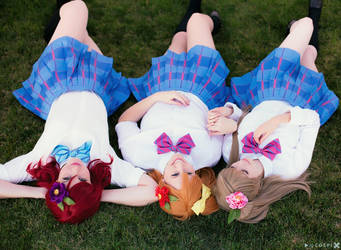Love Live! - After School Friends by SparklePipsi