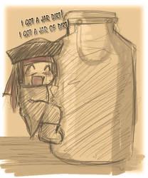 POTC2- i got a jar of dirt by T3hb33