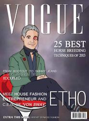 Etho - visionary, home fashion entrepreneur by Potamusprime