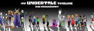 Anniversary - My Undertale Timeline by InnocentiaSanguinis