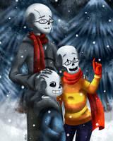Mercyplates - Snow! by InnocentiaSanguinis