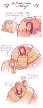 Frankenstein Hobbies by otherwise