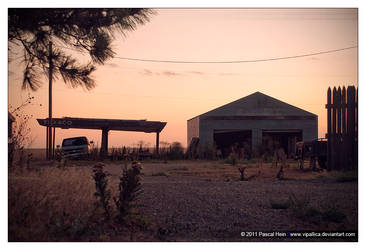 An Evening in Texas by Vipallica