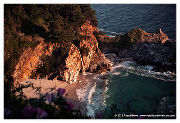 McWay Falls by Vipallica
