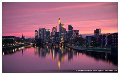 Sunset City by Vipallica