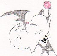 Moogle by CrAZyKat521