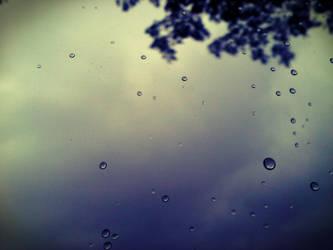 Rainy, Rainy Day by kndllalx