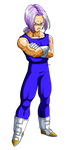 Mirai Trunks by Bejitsu