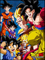 Dragon Ball - Goku by Bejitsu