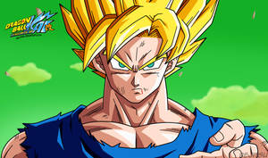 Dragon Ball Kai - Goku ssj by Bejitsu