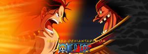 One Piece - Ace vs Kurohige by Bejitsu