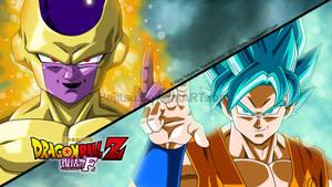 Eyecatch - Dragon Ball Z Fukkatsu no F by Bejitsu