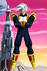 Dragon Ball GT - Baby-Vegeta Final Form by Bejitsu