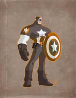 New Captain by EricGuzman