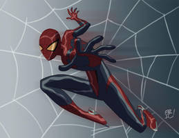 Amazing Spider-Man by EricGuzman