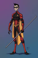 Robin by EricGuzman
