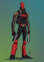 Red Hood by EricGuzman