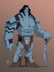 Son of Hulk by EricGuzman