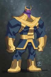 Thanos by EricGuzman