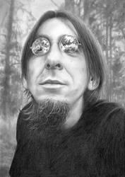 Lennon... by AnnaSulikowska