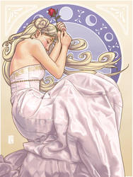 Princess Serenity by Hanasu