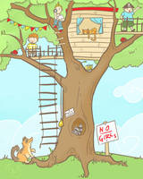 Treehouse by Hanasu
