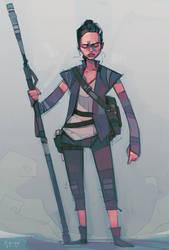 Rey #7 by michaelfirman