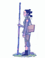 Rey-a-Day 32 by michaelfirman